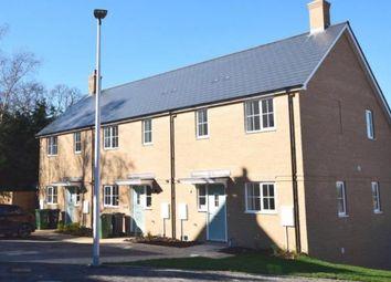 Thumbnail 3 bed end terrace house for sale in Oakline, Heathfield, East Sussex