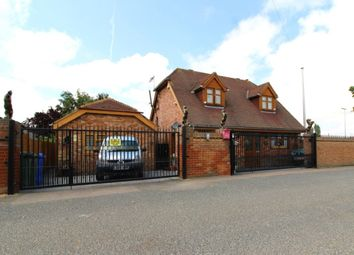Thumbnail 4 bed detached house for sale in Queenborough Road, Minster On Sea, Sheerness