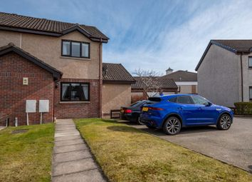 Thumbnail 2 bed semi-detached house for sale in Grant Close, Skene, Westhill