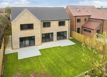 Thumbnail 4 bed detached house for sale in Plot 9, Valley View, Retford