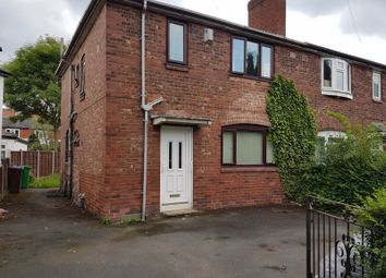 Thumbnail 3 bed semi-detached house to rent in Princess Road, Manchester