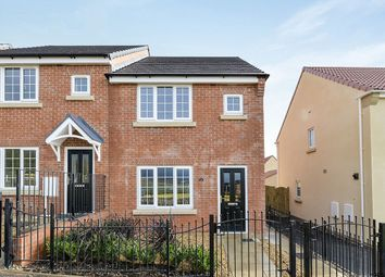 Thumbnail 3 bed semi-detached house to rent in Barrow Lane, Eastfield, Scarborough