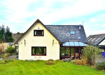 Thumbnail 3 bed detached house for sale in Fore Road, Kippen, Stirlingshire