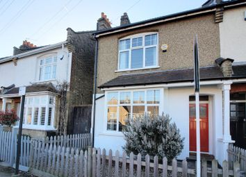 Thumbnail 3 bedroom end terrace house for sale in Lavender Hill, Enfield