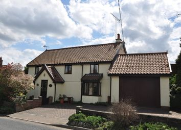 Thumbnail 2 bed detached house for sale in The Street, Tuddenham, Ipswich
