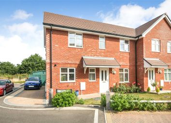 Thumbnail 3 bed semi-detached house for sale in Torreyana Gardens, Pennington, Hampshire