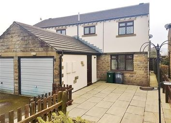Thumbnail 3 bedroom semi-detached house to rent in Heathfield Mews, Golcar, Huddersfield