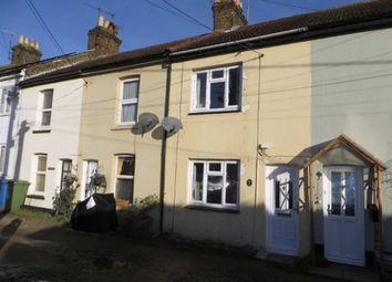 Thumbnail 2 bed terraced house to rent in Kent Terrace, Canterbury Lane, Rainham, Gillingham