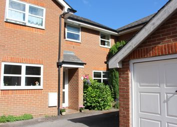 Thumbnail 2 bed terraced house for sale in Headley Close, Alresford