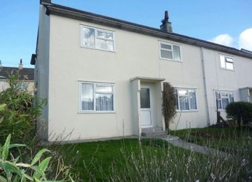 Thumbnail 4 bedroom semi-detached house to rent in Boscawen Road, Chacewater, Truro