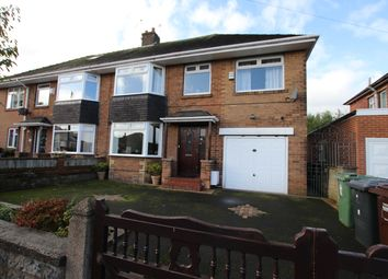 Thumbnail 4 bed semi-detached house for sale in Rocher Avenue, Grenoside, Sheffield