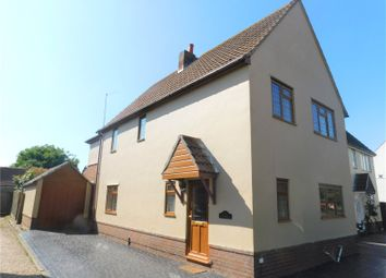Thumbnail 4 bed detached house for sale in Back Lane, Great Oakley, Harwich, Essex