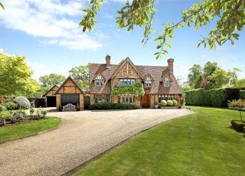5 bed detached house for sale in Dorney Wood Road, Burnham SL1
