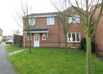 Thumbnail 4 bed detached house for sale in Cremorne Drive, Bilsthorpe, Newark