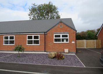 Thumbnail 2 bed semi-detached bungalow to rent in Turners Pasture, Cheadle
