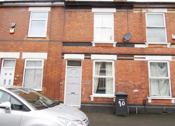 Thumbnail 2 bed terraced house for sale in Belvoir Street, New Normanton, Derby