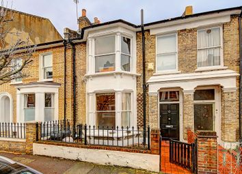 Thumbnail 3 bed terraced house to rent in Salcott Rd, London