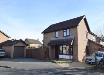 Thumbnail 2 bed semi-detached house for sale in Boeing Way, Mildenhall, Bury St. Edmunds