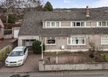 Thumbnail 4 bed semi-detached house for sale in Pitcullen Crescent, Perth
