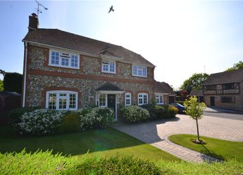 Thumbnail 4 bed detached house for sale in Kemp Court, Bagshot, Surrey