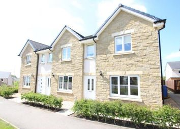 Thumbnail 3 bed end terrace house for sale in Willow Court, Stewarton, East Ayrshire