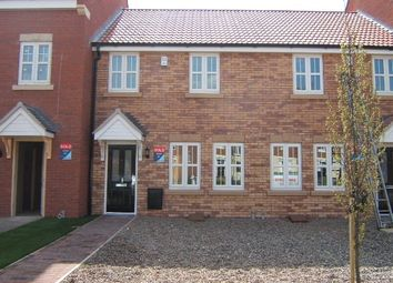 Thumbnail 2 bed terraced house to rent in Pools Brook Park, Kingswood Parks, Hull