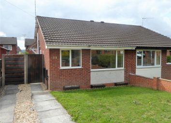 Thumbnail 2 bed semi-detached bungalow for sale in Park Avenue, Bryn-Y-Baal, Mold