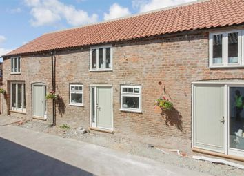 Thumbnail 2 bed terraced house for sale in Farriers Cottage, Cross Keys Mews, Lairgate, Beverley