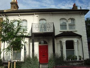 Thumbnail 2 bed flat to rent in Wilson Road, Southend-On-Sea