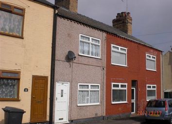 3 bed terraced house to rent in Baker Street, Creswell, Worksop S80