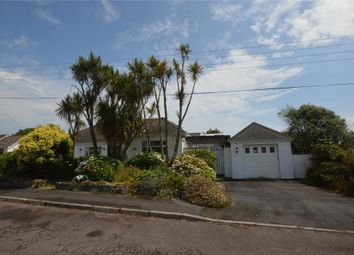 Thumbnail 4 bed detached bungalow for sale in Penwartha, Coverack, Helston, Cornwall