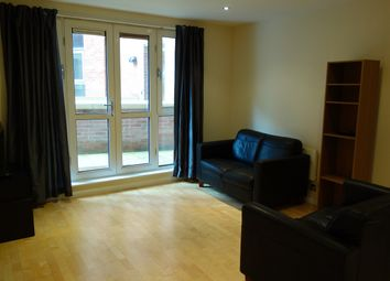 Thumbnail 2 bed flat to rent in Adams Walk, Nottingham