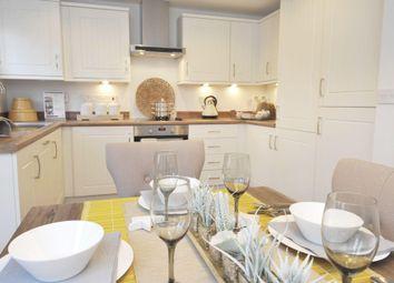 "Thumbnail 3 bedroom end terrace house for sale in ""Kennett"" at Beancroft Road, Marston Moretaine, Bedford"