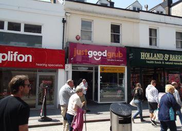 Thumbnail Retail premises to let in Union Street, Torquay