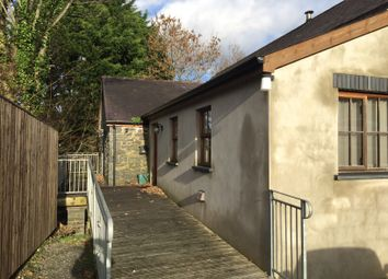 Thumbnail 1 bed flat to rent in Llanon, Aberystwyth