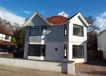 Thumbnail 4 bedroom detached house for sale in Upper Shirley, Southampton, Hampshire