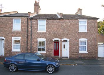 Thumbnail 2 bed terraced house for sale in Meadow Road, Warwick