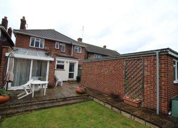 Thumbnail 4 bedroom detached house for sale in Oundle Road, Orton Longueville, Peterborough