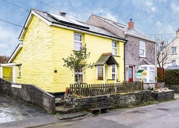 Thumbnail 2 bed semi-detached house for sale in Delabole, Cornwall, Uk