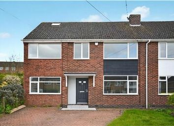 Thumbnail 5 bedroom semi-detached house for sale in Modbury Close, Styvechale, Coventry, West Midlands