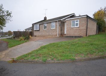 Thumbnail 4 bed bungalow to rent in Northwick Road, Ketton, Stamford