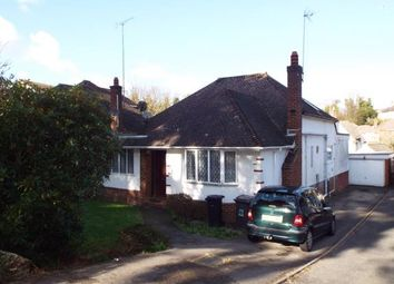 Thumbnail 5 bedroom bungalow for sale in East Cliff, Bournemouth, Dorset