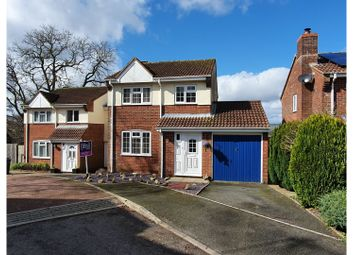 Thumbnail 3 bed detached house for sale in Buttery Close, Honiton