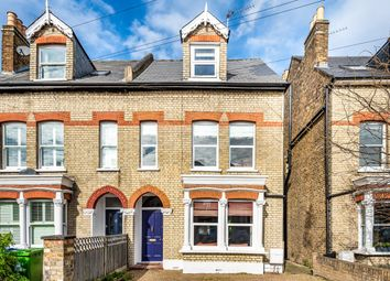 Thumbnail 4 bed semi-detached house for sale in Gibbon Road, Kingston Upon Thames