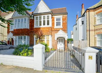 Thumbnail 3 bed duplex for sale in Sackvile Gardens, Hove