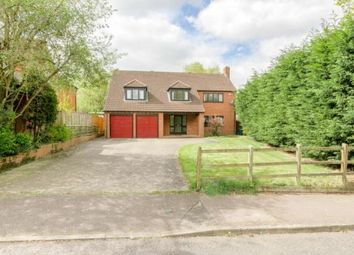 Thumbnail 5 bed detached house for sale in The Approach, Two Mile Ash, Milton Keynes