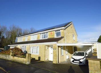 Thumbnail 3 bed semi-detached house to rent in Longfellow Road, Radstock, Somerset