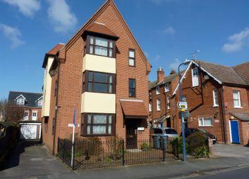 Thumbnail 2 bedroom flat for sale in Ranelagh Road, Felixstowe