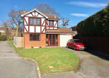 Thumbnail 3 bed detached house for sale in Thackeray Close, Galley Common, Nuneaton