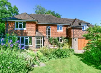 Thumbnail 4 bedroom detached house for sale in June Lane, Midhurst, West Sussex
